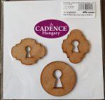 Cadence Spanyol MDF 640009 kulcsluk