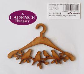 Cadence Spanyol MDF 640011  madaras vállfa