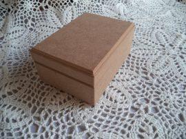 cadence MDF KT-21 tégla alakú doboz 25*16*7cm