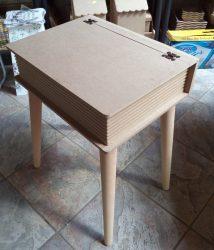 Cdence MDF SH-39  könyves asztal  felnyítható