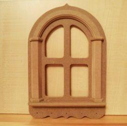 Cadence MDF ANH-05  kis ablak kopogtató készítésére 23*30*6cm