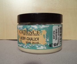 Cadence CH-06 Very Home Decor festék  old lace 150ml