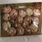cadence kidomborított  virágok CR34281