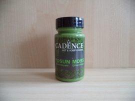 Cadence_moha effect_festek_sötét zöld 90ml