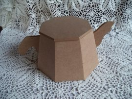 MDF kávé kapszüla tartó