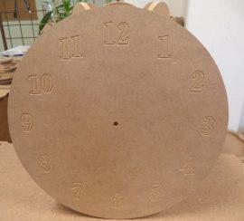 Cadence MDF óralap számokkal SA-09 34cm