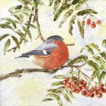 szalvéta  12C_Mona Svard téli madár