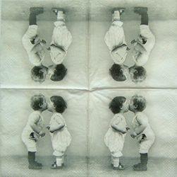 szalvéta vintage  A1_svd2063