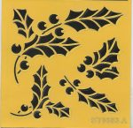 ITD stencil 16*16cm ST0083 A