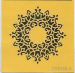 ITD stencil 16*16cm ST0134A