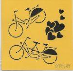 ITD stencil 16*16cm ST0147