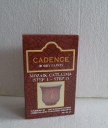 Cadence Mozaik 2 fázisu repesztőlakk 2 x70ml