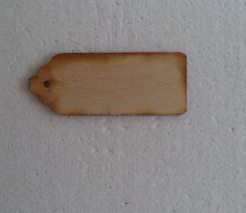 fa scrapbook/ajándék kísérő tábla 1db 3547