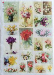 paperdesigne rizspapír A3 flow-0321