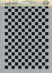 cadence stencil sablon série A4  AS-436 21*29