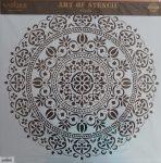 cadence stencil sablon Home Decor série HD-109 45*45cm