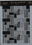 cadence stencil sablon série A4 MA-32 21*29