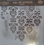 cadence stencil sablon Grunch  kollekció GCS-007 25*25cm