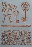 stencil sablon A4 AD-4247