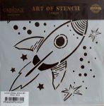 cadence stencil sablon série CSS-01 15*15cm