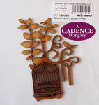 Cadence Spanyol MDF 640040 kalitka levelek