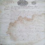 Calambour SCRB-249 levél írás