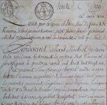 Calambour SCRB-304 levél írás